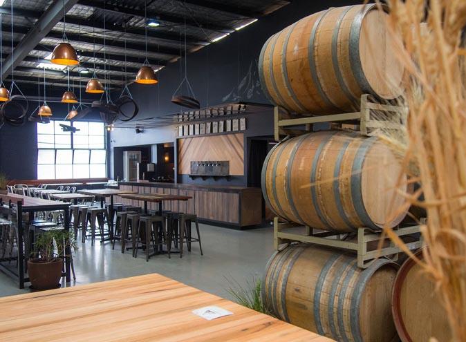 Future Mountain Brewing – Warehouse Venues