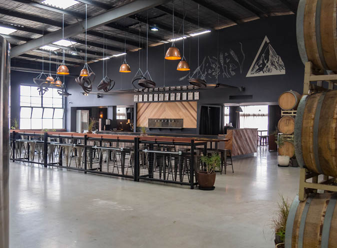 Future Mountain Brewing – Warehouse Venues