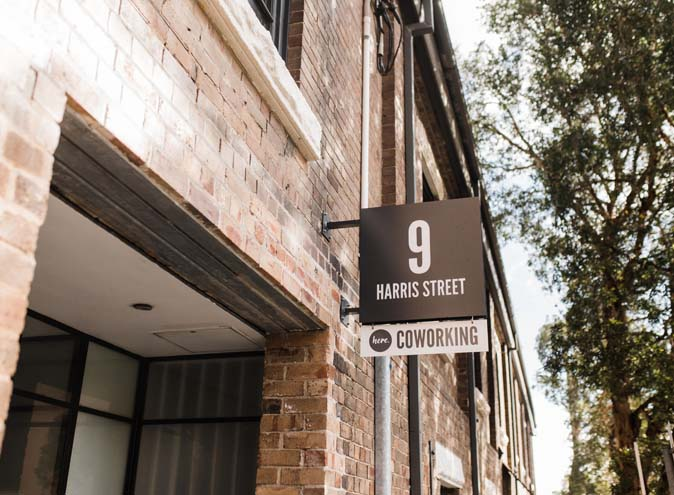 Here – Amazing Co-working Spaces