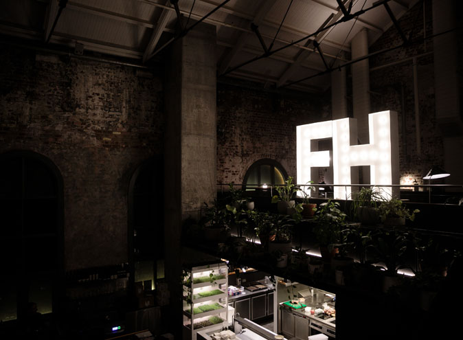 Higher Ground <br/> Warehouse Function Venues