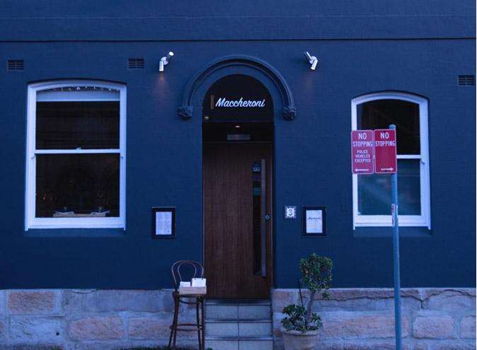 I Maccheroni – Italian Restaurants