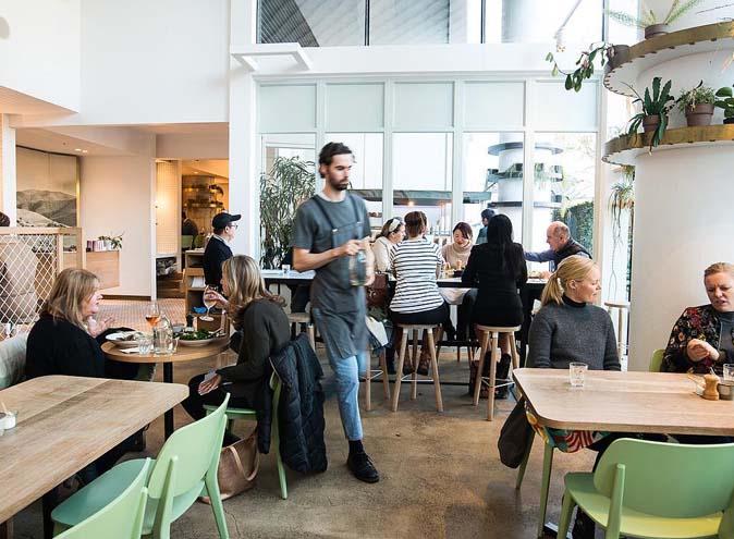 Kettle Black – Modern Cafes