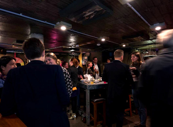 Knox St Bar – Intimate Venue Hire