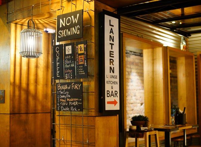 Lantern Lounge </br> Asian Fusion Restaurants