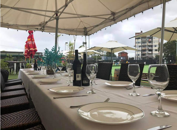 Neutral Bay Club – Outdoor Function Venues