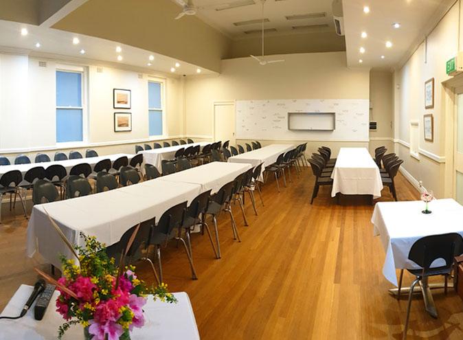 Neutral Bay Club – Outdoor Function Venues