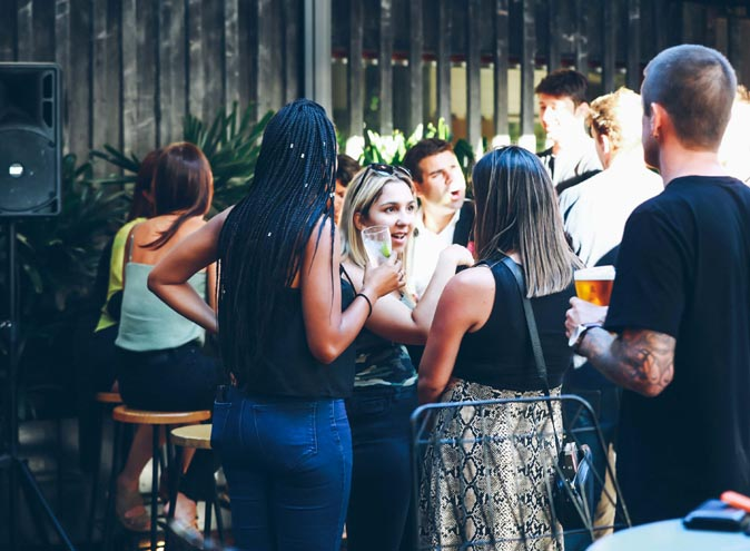 Precinct Hotel <br/> Best Beer Gardens