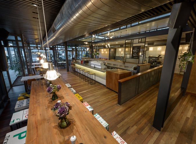 Top Paddock – Best Cafes