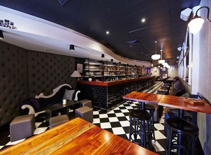 Amani Bar & Kitchen – Modern Restaurants