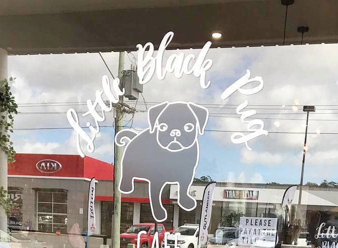Little Black Pug – Pet-Friendly Cafe