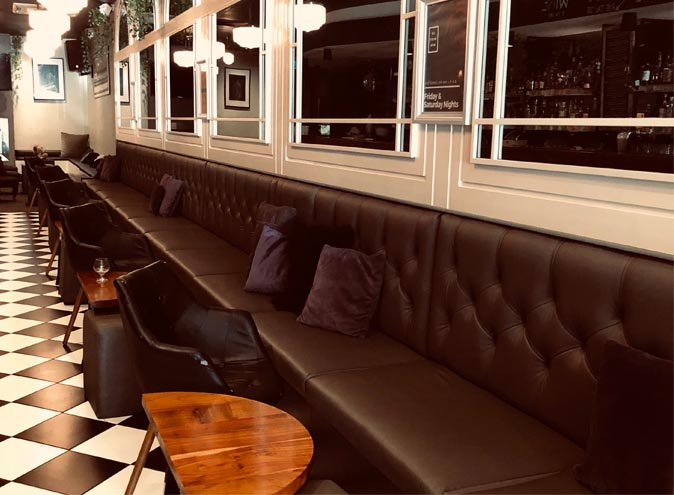 Amani Bar & Kitchen – Intimate Venue Hire