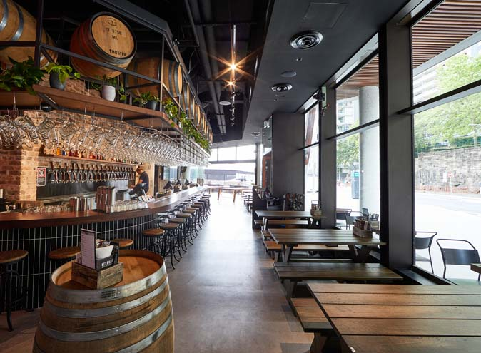 Beerhaus Barangaroo – Top Bars