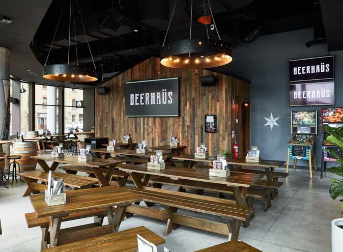 Beerhaus Barangaroo – Function Venue