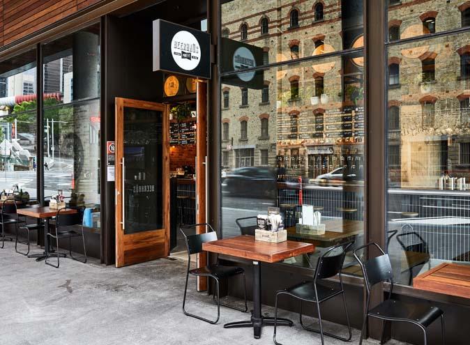 Beerhaus Barangaroo <br/> Best Restaurants & Pubs
