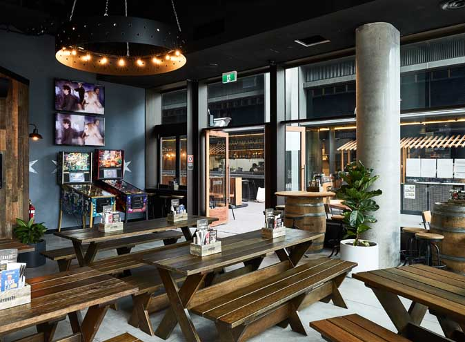 Beerhaus Barangaroo – Best Restaurants