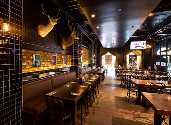 Beerhaus York St <br/> Top American Restaurants