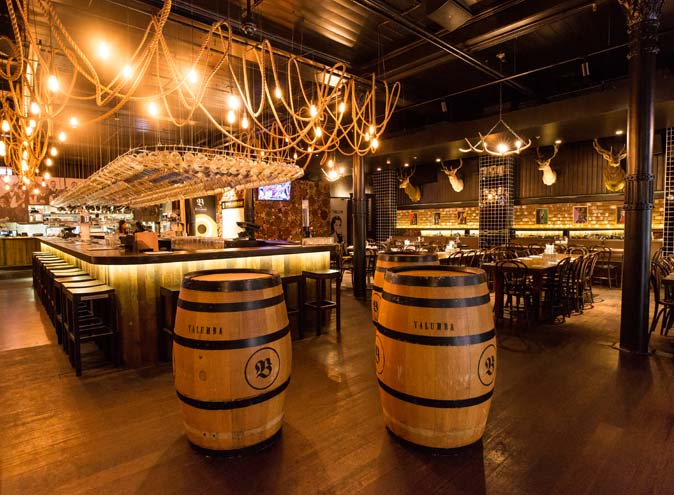 Beerhaus York St – American Restaurants