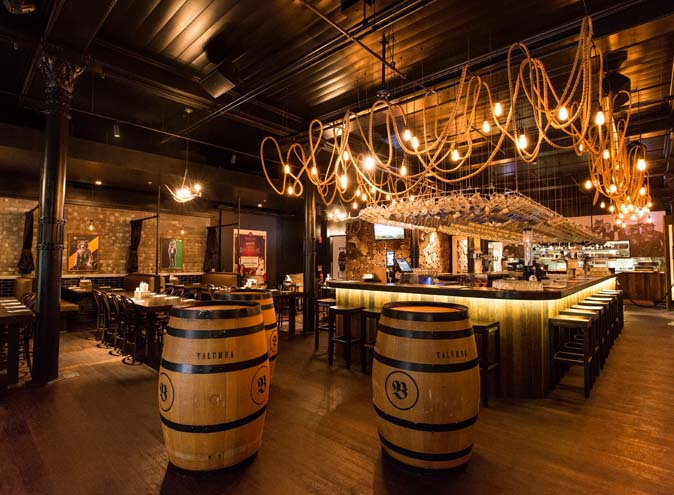 Beerhaus York St –  Warehouse Functions
