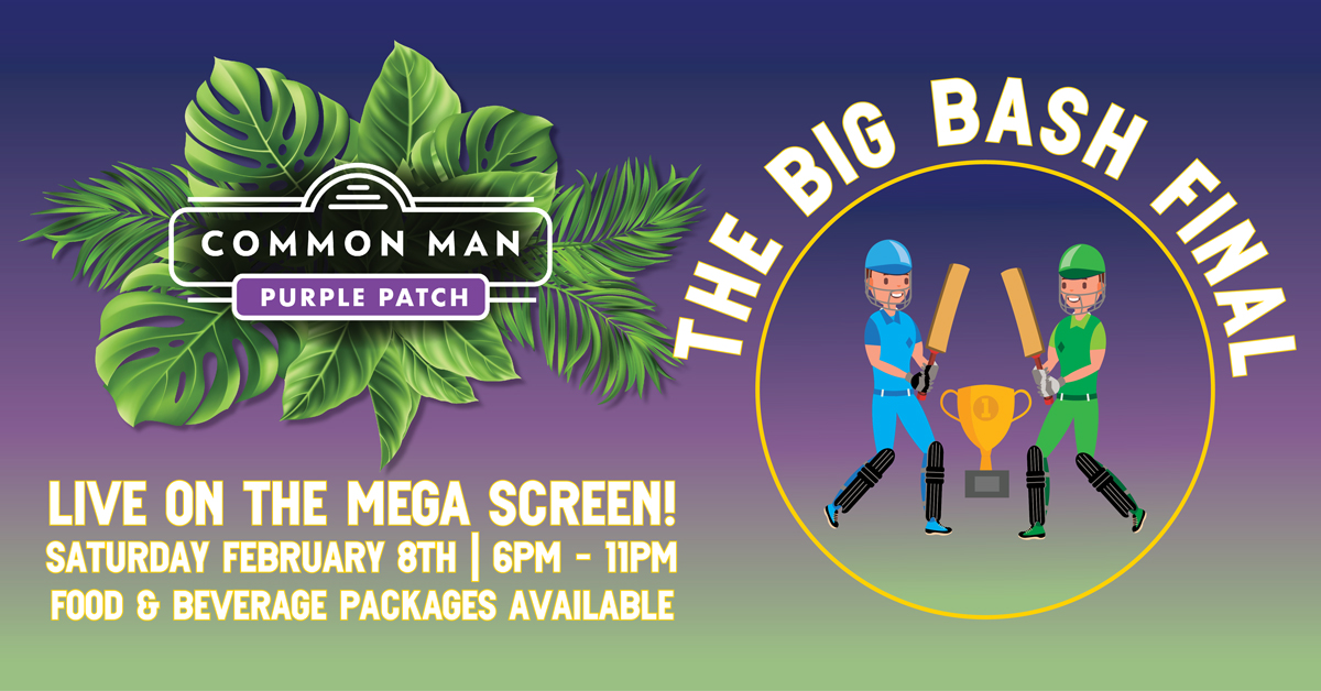 common man big bash