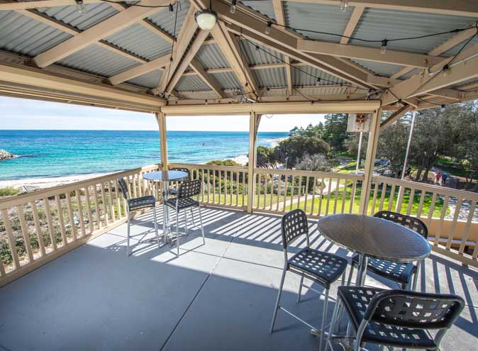 Cottesloe SLSC – Blank Canvas Space
