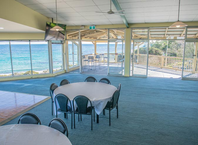 Cottesloe SLSC <br/> Blank Canvas Venue Hire
