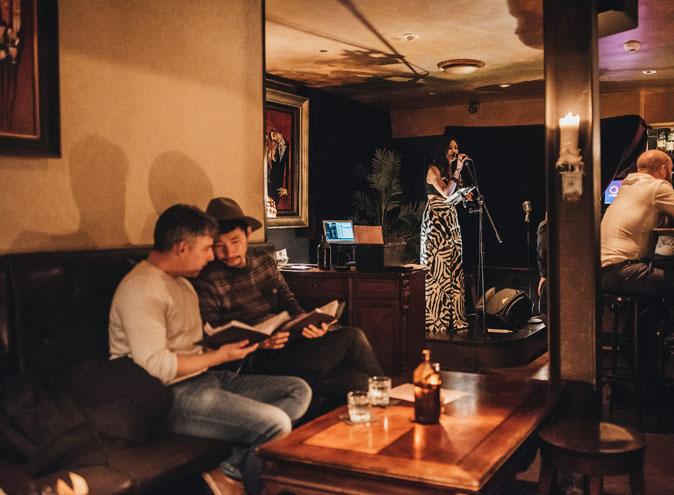 Eau de Vie – Hidden Bars