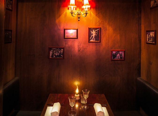 Eau-de-Vie Melbourne <br/> Hidden Intimate Venues