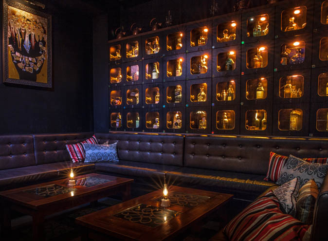 Eau-De-Vie Melbourne – Hidden Bars