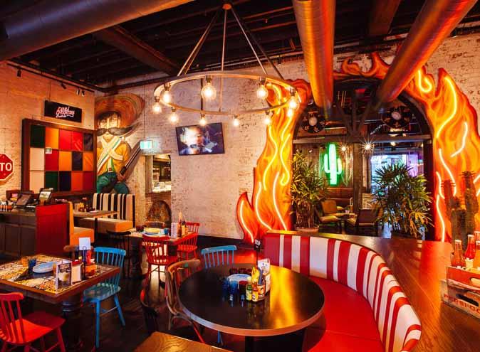 El Camino The Rocks <br/> Tex-Mex Bars