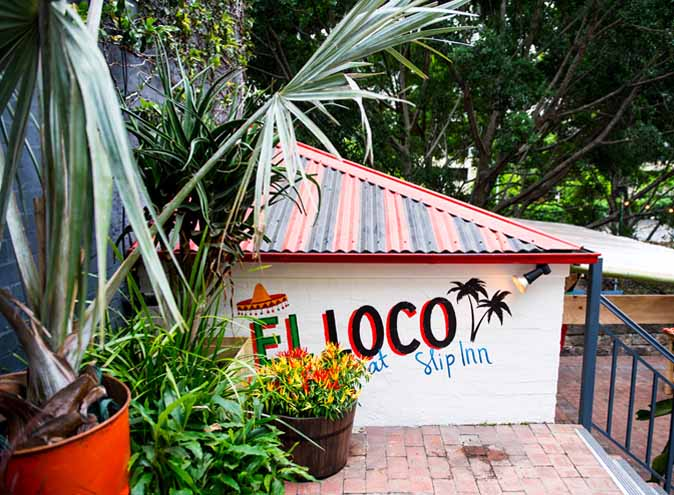 El Loco at Slip Inn – Mexican Bars