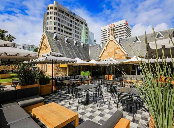 greenwood sydney courtyard cupday bar restaurant cocktail beer bars withaview