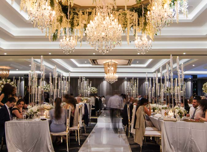 Le Montage <br/> Elegant Function Rooms