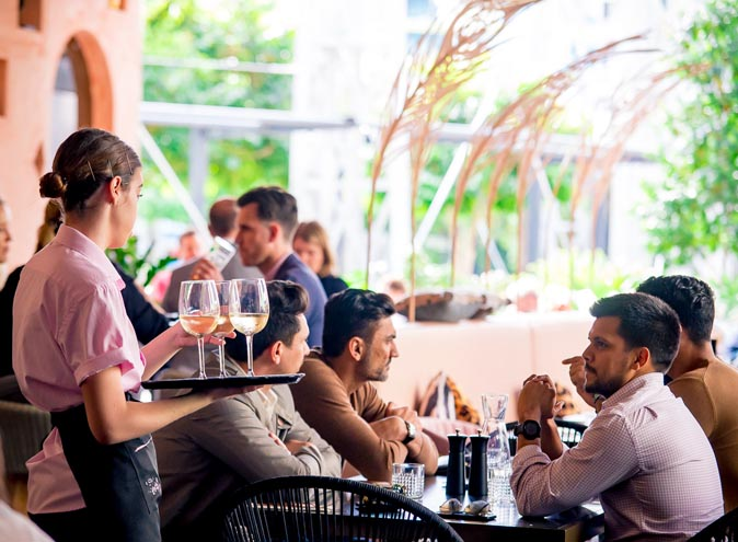 Mecca Bah – Middle Eastern Restaurants