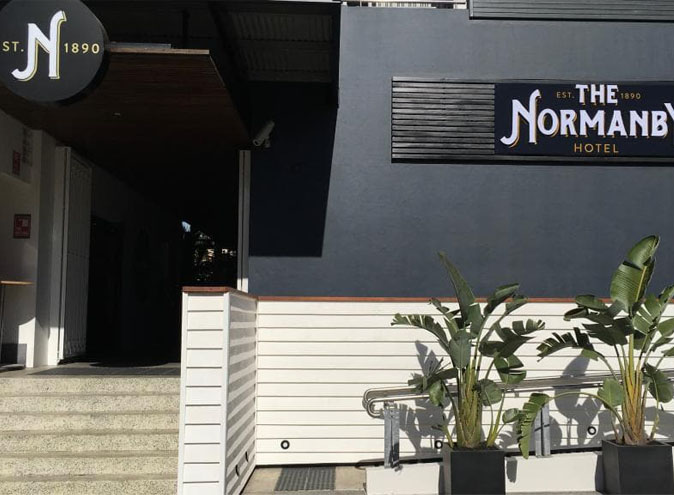 The Normanby Hotel <br/> Best Modern Pubs