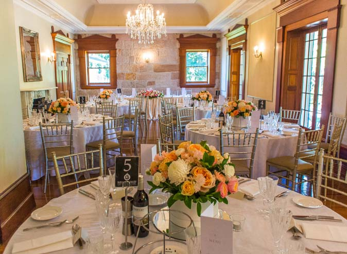 Oatlands House – Unique Function Venues