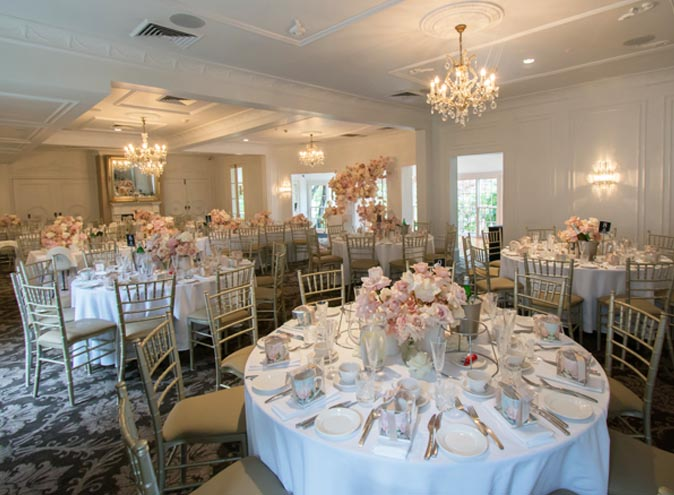 Oatlands House <br/> Large Function Venues