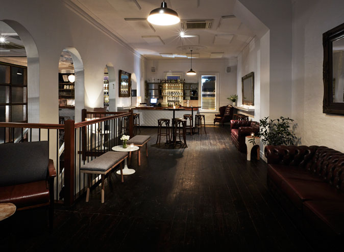 Aviary Hotel – Modern Pubs