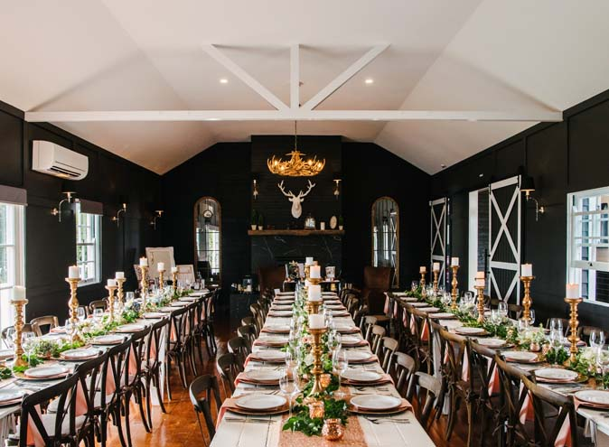 White Chapel & Black Hall Kalbar <br/> Beautiful Function Venues