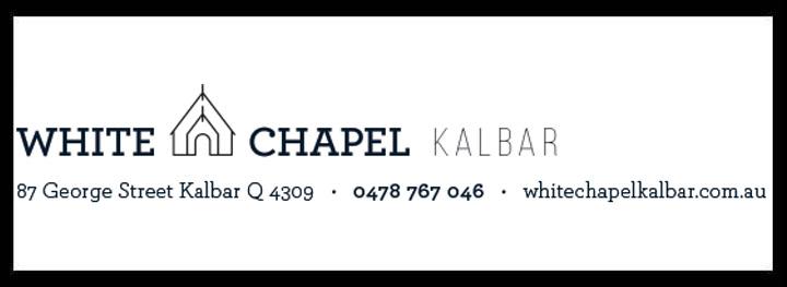 White Chapel & Black Hall Kalbar – Venue Hire
