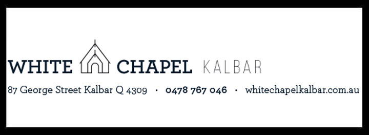 White Chapel & Black Hall – Unique Spaces
