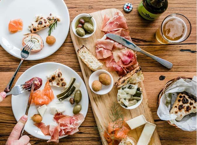 48h Pizza e Gnocchi Bar – Italian Restaurants