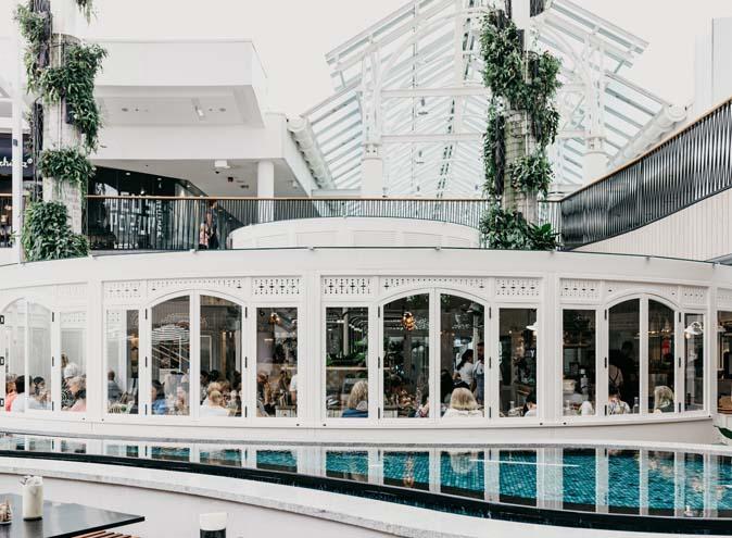Flower Child Cafe Restaurant Dining Lush Bar Green Oasis CBD Sydney Best Top Venues Good Popular Date Spot Spots 2