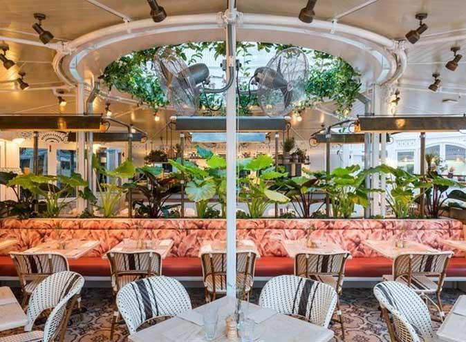 Flower Child Cafe Restaurant Dining Lush Bar Green Oasis CBD Sydney Best Top Venues Good Popular Date Spot Spots 6