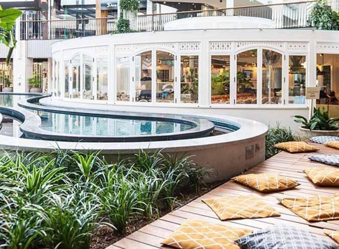 Flower Child Cafe Restaurant Dining Lush Bar Green Oasis CBD Sydney Best Top Venues Good Popular Date Spot Spots 7