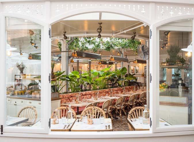 Flower Child Cafe Restaurant Dining Lush Bar Green Oasis CBD Sydney Best Top Venues Good Popular Date Spot Spots 8