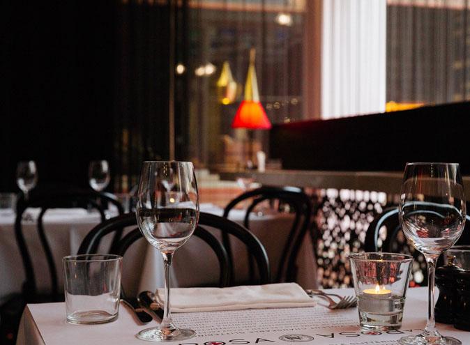 La Rosa The Strand <br/> Traditional Italian Restaurants
