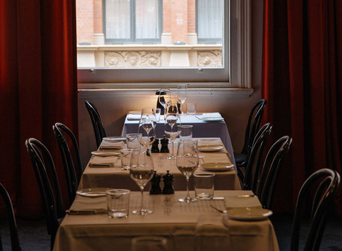 La Rosa The Strand – Traditional Italian Restaurant