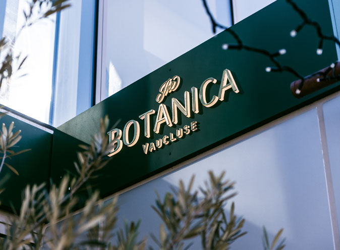 The Botanica Vaucluse <br/> Beautiful Restaurants