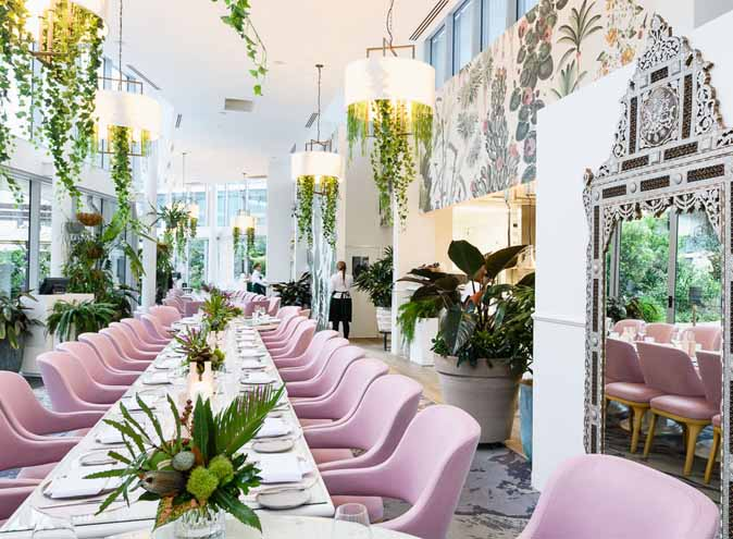 The Botanica Vaucluse – Beautiful Restaurants