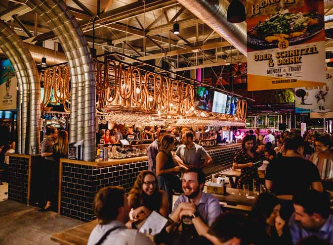 Beerhaus Bowen Hills <br/> Best Bavarian Restaurants